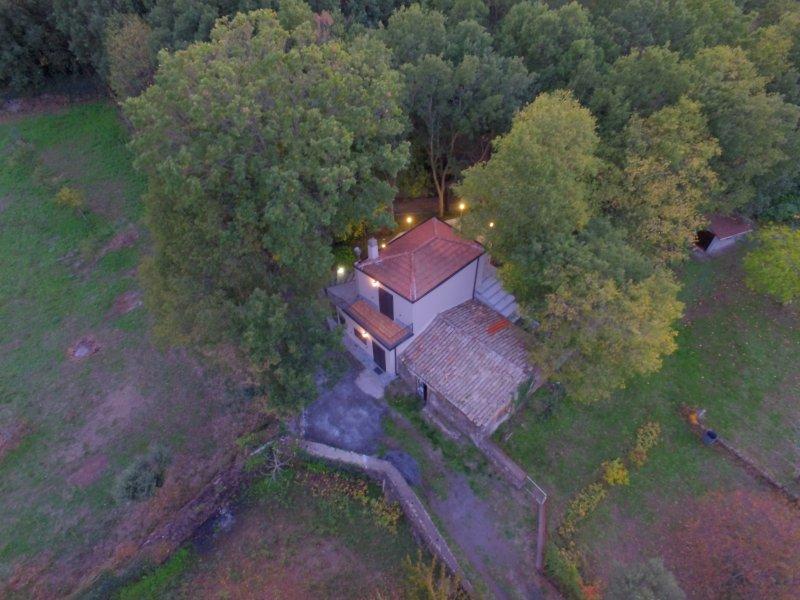 La casa della quercia, holiday rental in Malvagna