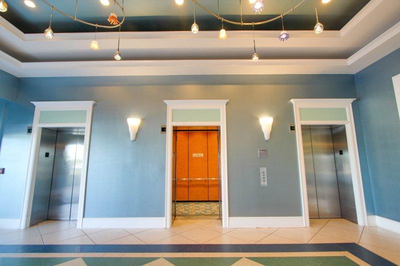 Boardwalk 608-Elevator Lobby