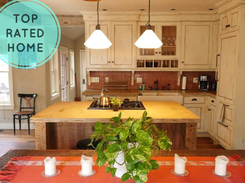 Top Rated Home in Crested Butte! Walk to Everything! Sleeps 10 + Hot ...
