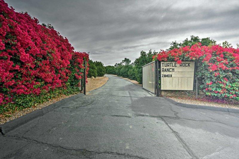 Dirigez-vous vers « Turtle Rock Ranch » pour commencer votre voyage au paradis!