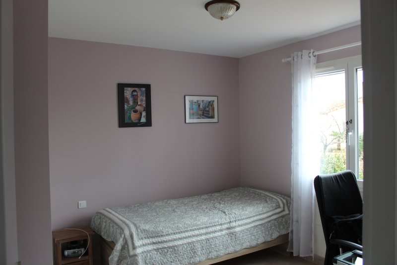 camera da letto 2 / ufficio con letto singolo