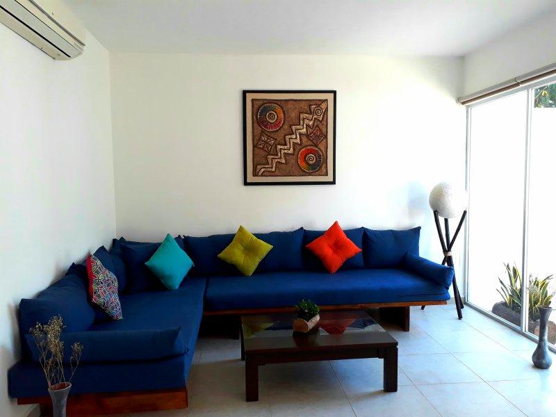 Villa Luna Tulum, alquiler de vacaciones en Macario Gómez