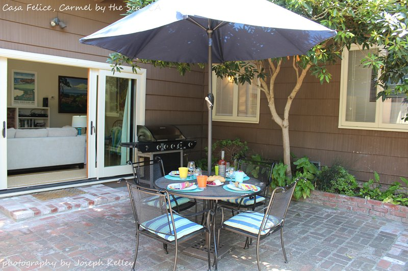 Carmel's Casa Felice, holiday rental in Carmel