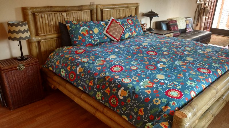 Vinophiliac B&B Grenache Suite, holiday rental in Villa de Juarez