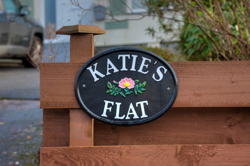 Katie's Flat, Oban, vacation rental in Oban