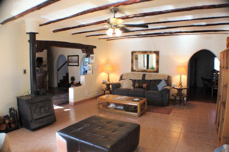 Bienvenue sur Hacienda de Leyba! Notre plus grande unité avec 3 chambres.