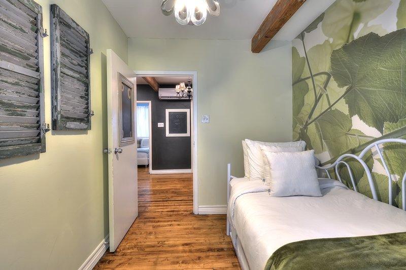 camera da letto 5 - due letti singoli