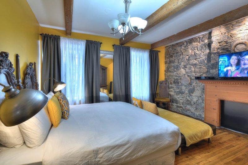 camera da letto 2 - letto matrimoniale, TV