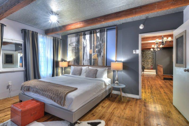 camera da letto 1 - letto matrimoniale, tv