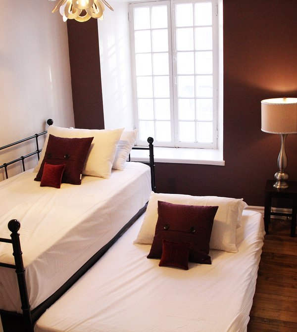 camera da letto 6 - due letti singoli