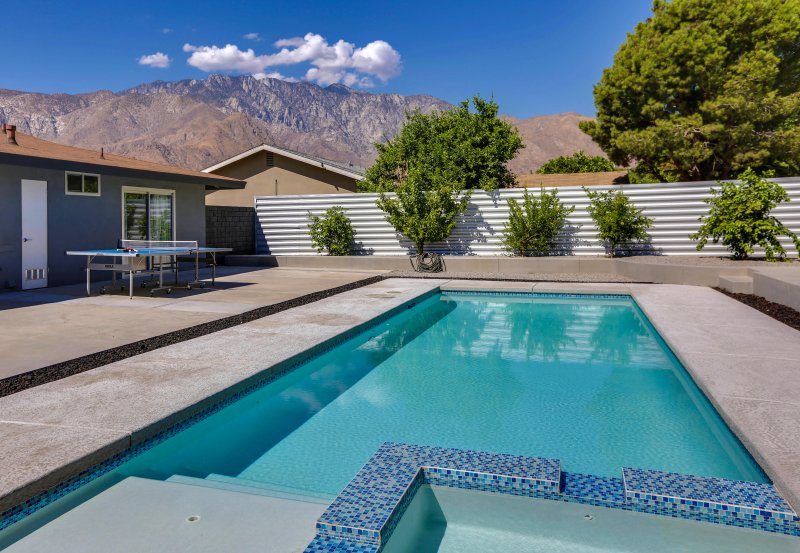 Palm Springs Life, casa vacanza a North Palm Springs