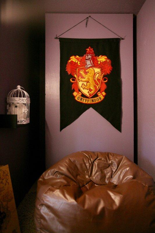 Harry Potter Closet!