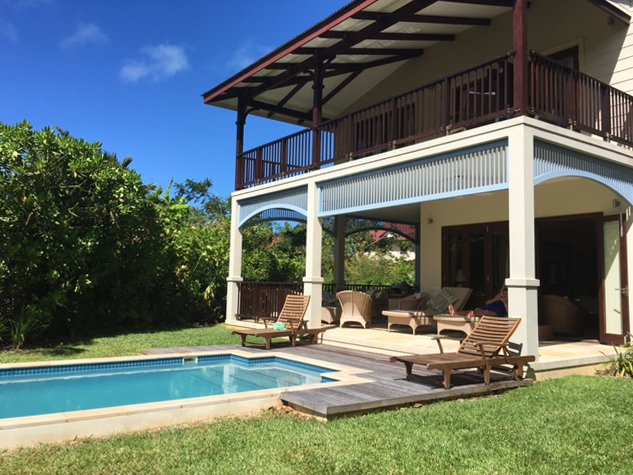 Maison L'Amirale by Simply-Seychelles, vacation rental in Eden Island
