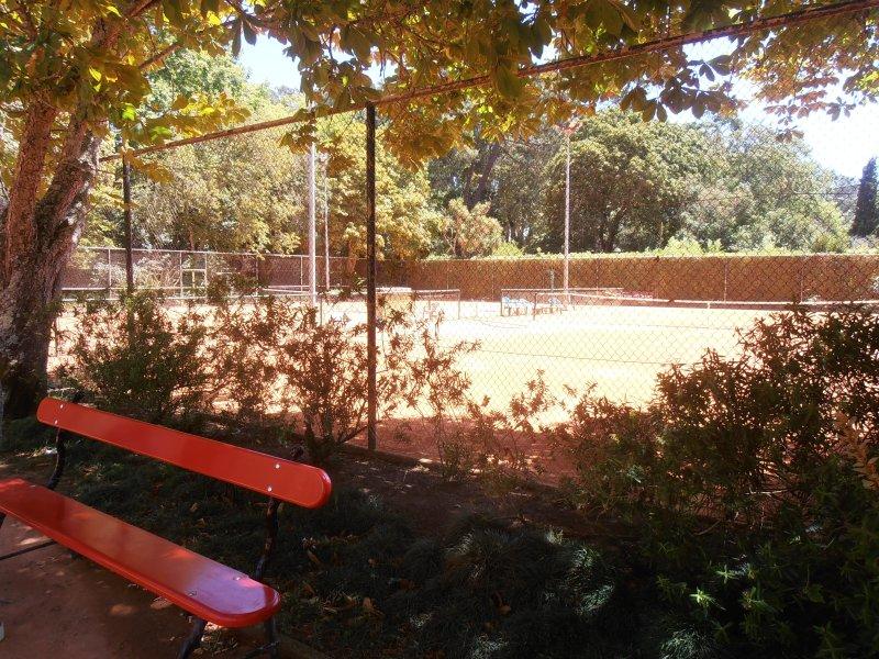 Courts de Tennis à Caldas da Rainha.