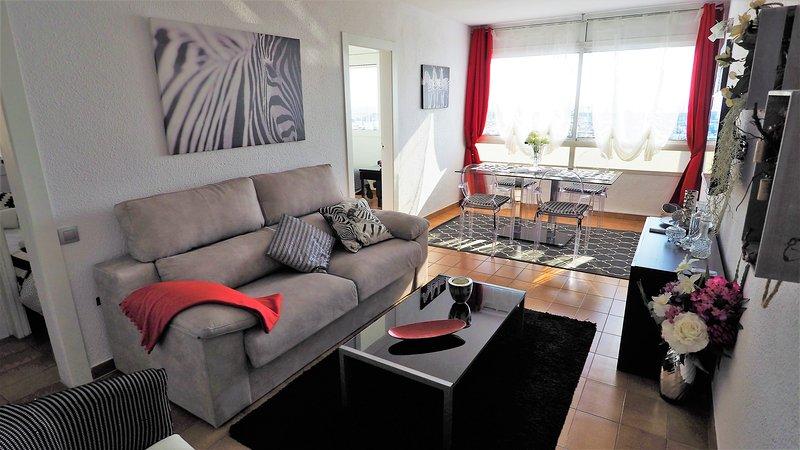 große Sofa-Liege