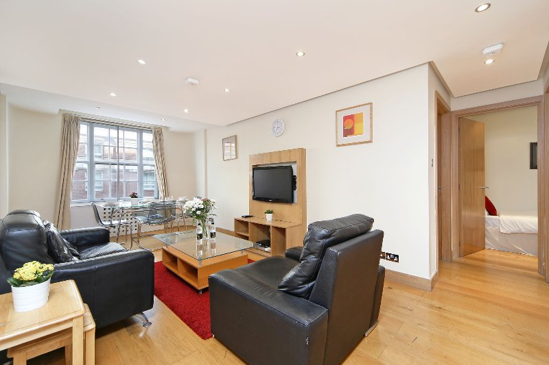 Lovely Apartment In Marble Arch