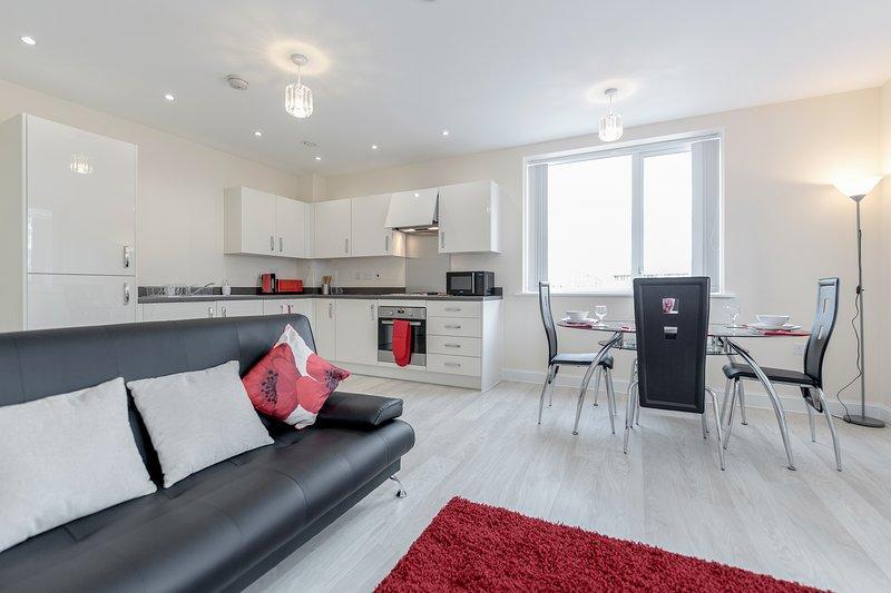 City Apartment, aluguéis de temporada em Bushey