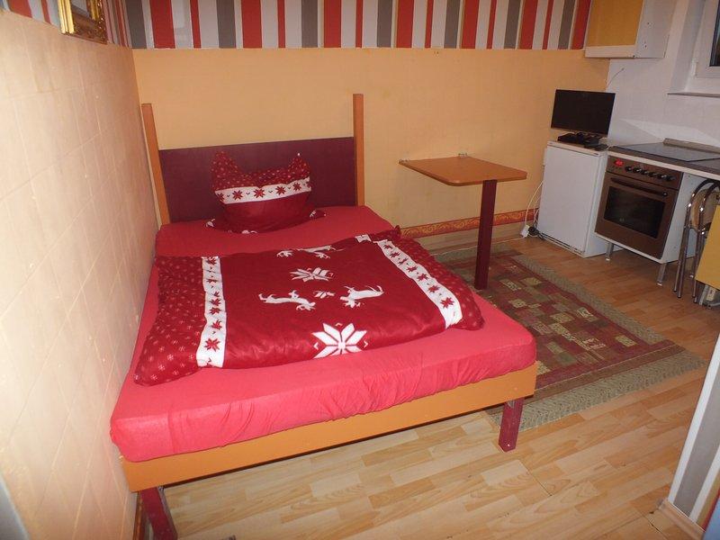 Double guest room, location de vacances à Bonn
