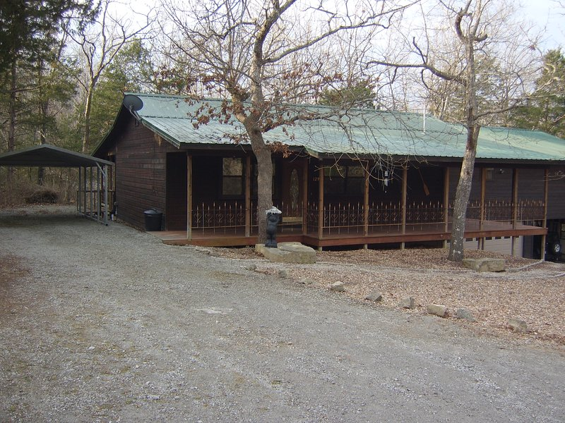 Cabin in the Woods, vacation rental in Bull Shoals