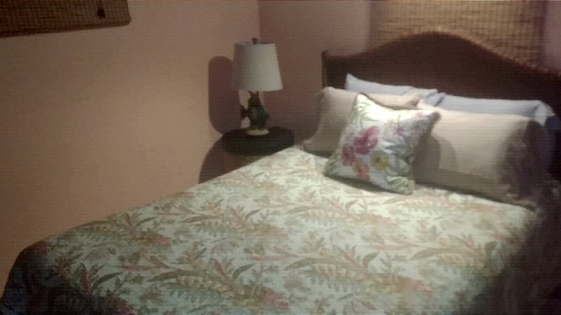 Cottage,spacious bedroom with quality pillow topper mattress