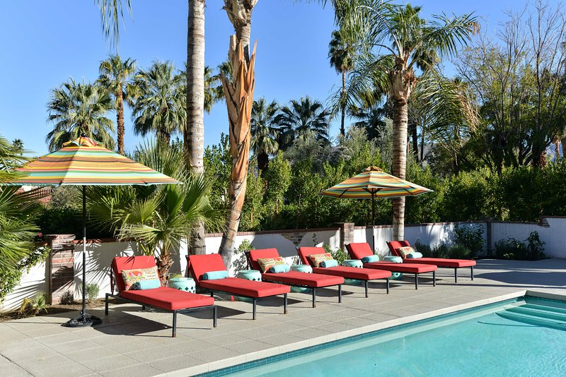 White Gables, holiday rental in Palm Springs