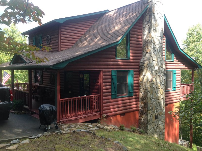 Beautiful New River Blue Ridge Cabin, vacation rental in Laurel Springs