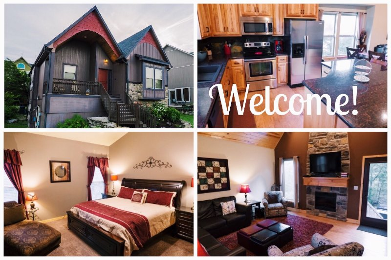 Hickory Retreat, your home away from home!