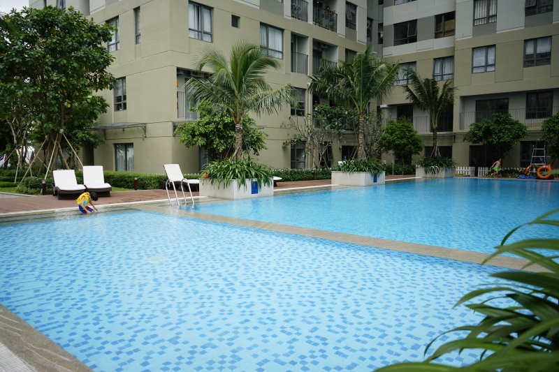 Maison De Apartment - Masteri Thao Dien, holiday rental in Ho Chi Minh City