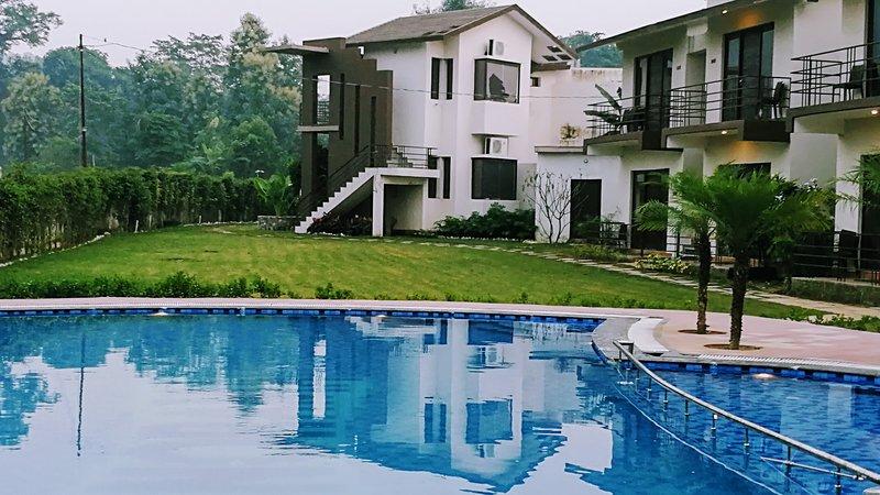 Corbett Panorama Resort, holiday rental in Teda