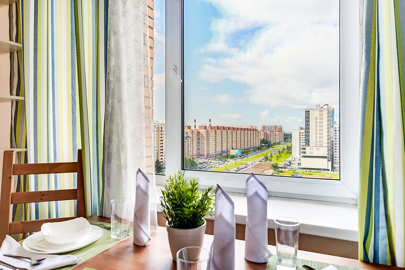 SutkiPeterburg Superior 1-room apartment, location de vacances à Kurortny District