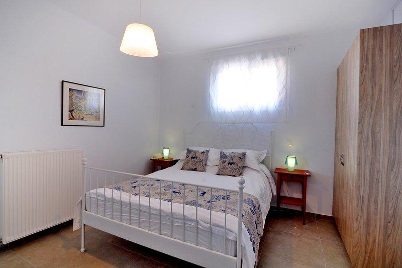 Fifth bedroom on ground floor.