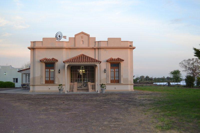 Casa Mansa, Lobos, Puro Campo, casa vacanza a Navarro