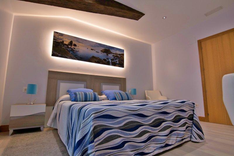 Casa Rural Iturritxo Landetxea para 4 personas, holiday rental in Zizurkil
