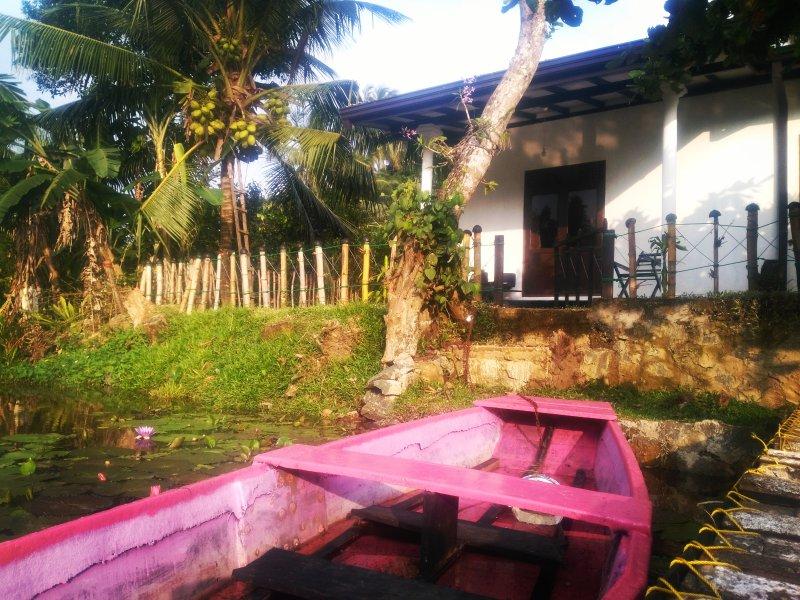 River Site Villa