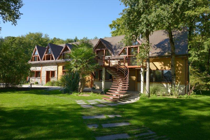 2 avis et 20 photos pour la maison dans les bois tripadvisor soucelles location de vacances - Maison dans les bois ...