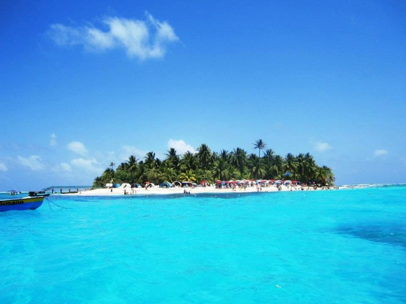 San Andres Island Cabaña 4 Personas, holiday rental in San Andres Island