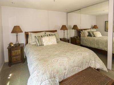 Queen size bed!