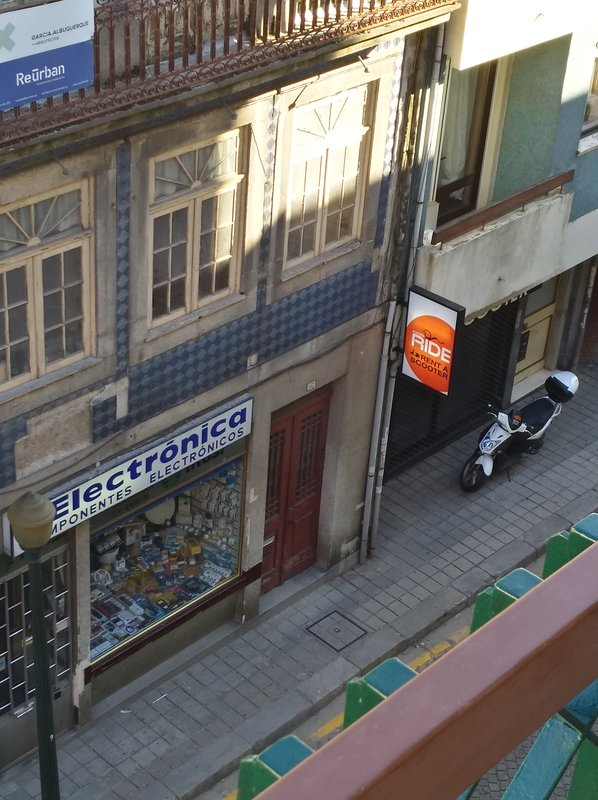 Scooter renting