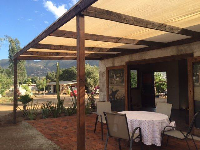 Casa Santa Fe-Valle de Guadalupe, holiday rental in Ensenada