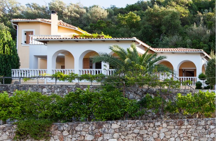 Villa Victoria - Lefkada, holiday rental in Fterno