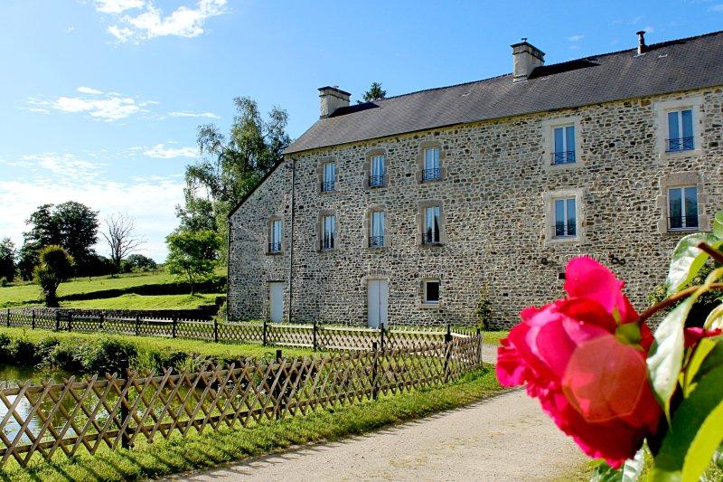 Farmhouse D'Albart, casa vacanza a Saint-Sauveur-le-Vicomte