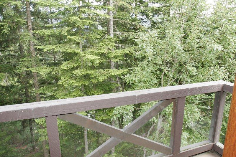 Godetevi l'aria fresca dal vostro balcone privato