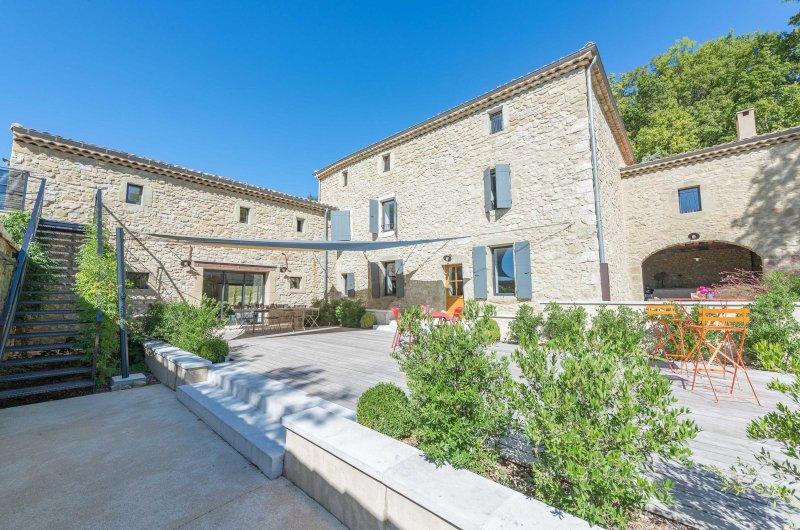 casa grande grupo, casa de campo excepcional, casa de charme, Drôme provençale (26)