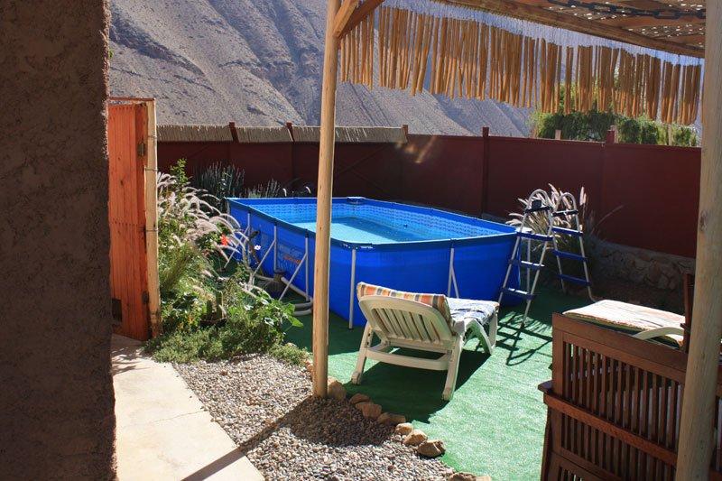piscina de imersão
