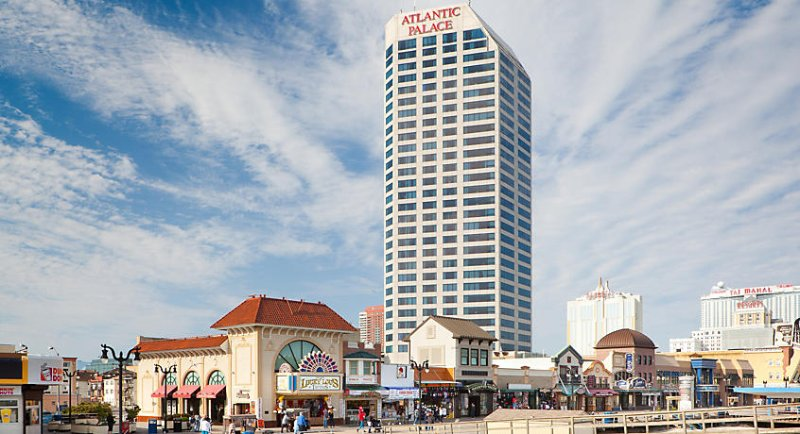 One Bedroom Vacation Studio At Wonderful ATLANTIC TOWERS In Atlantic City, NJ., vacation rental in Atlantic City
