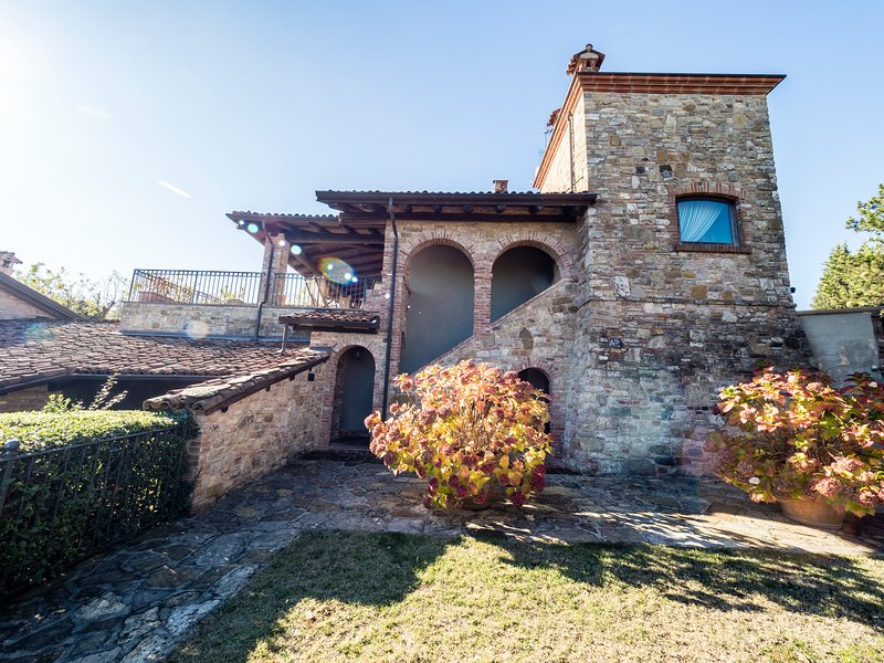 Residenza T'Allicon, vacation rental in Gropparello