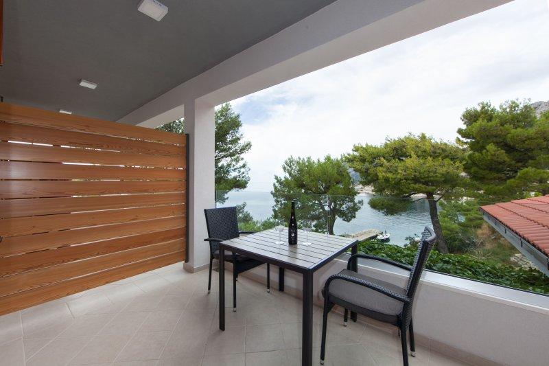 Apartments Bikin AP5 2, alquiler de vacaciones en Brela