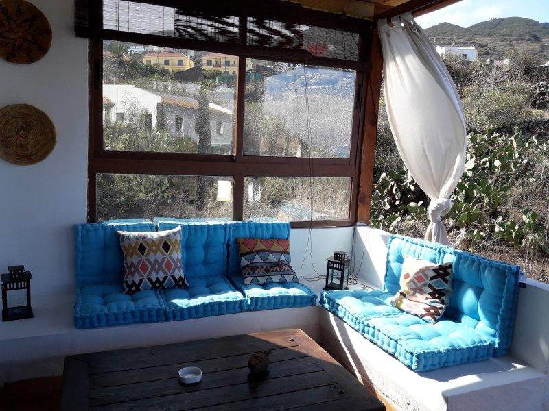 Casa vacacional SUNSET holidays home, holiday rental in El Mocanal