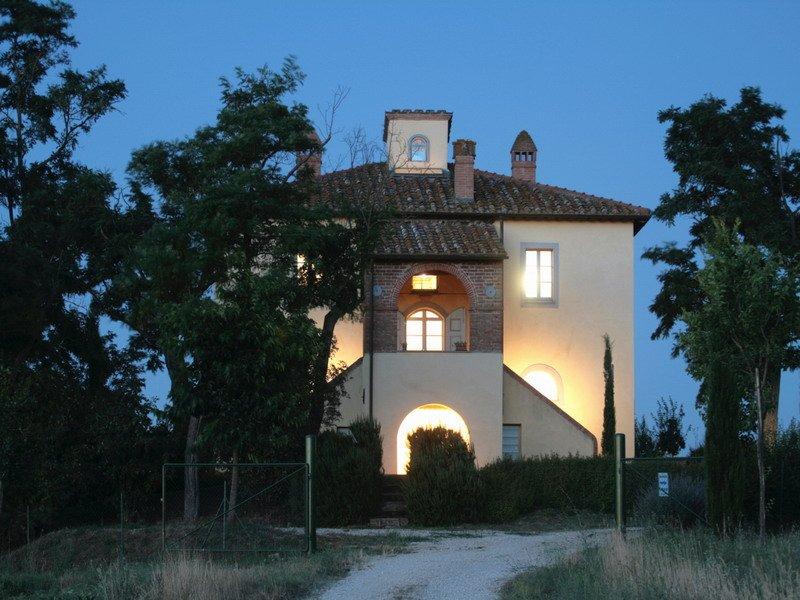 Villa Lorella, Ferienwohnung in Chiusi
