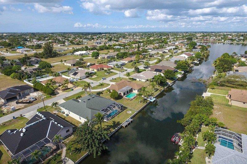 Sous le ciel de la Floride SW